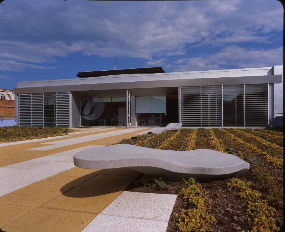 Edificio de Oficinas en districto 22@ de Barcelona. Pich-Aguilera Arquitectos.
