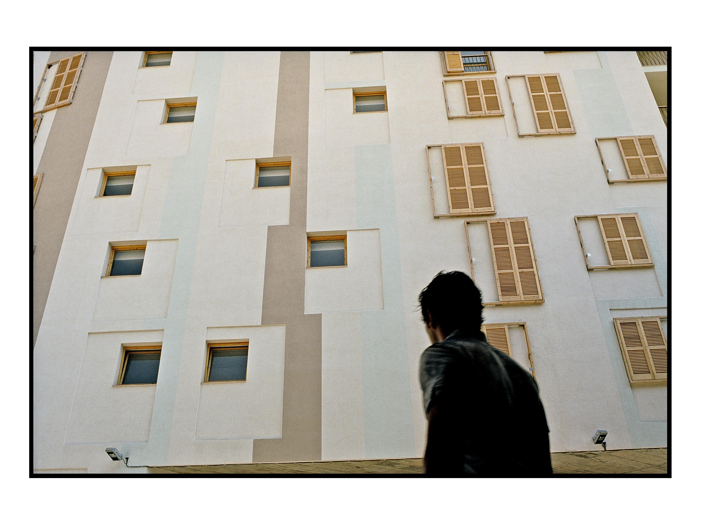 Conjunto de viviendas sociales diseñadas por B.Tagliablue
