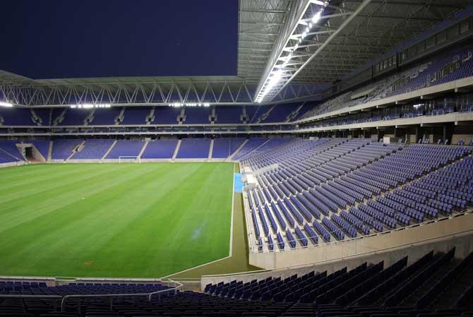 bueno venta más caliente 100% originales Nuevo estadio del RCD Espanyol - Blog de Construmática